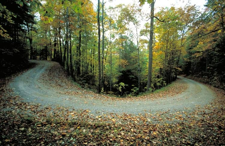 Deals Gap, Tail of the Dragon - Best U.S Driving roads, Road trip Ideas.