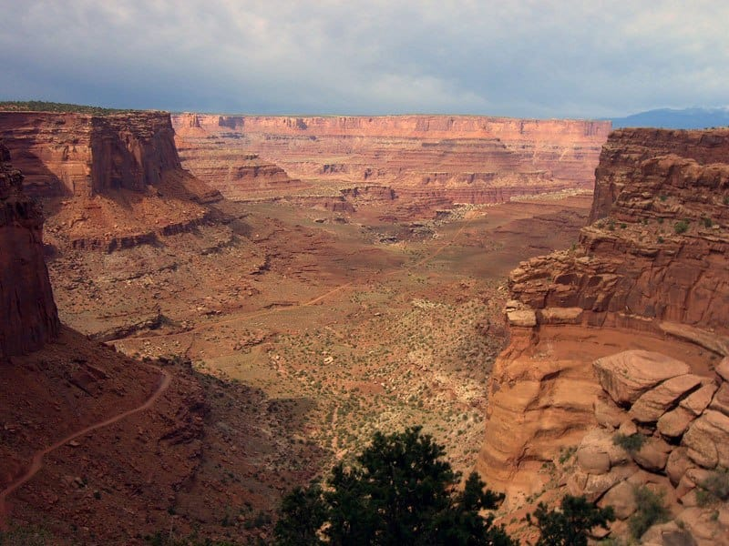White Rim Road, Utah, Canyonlands National Park , Ultimate Motorcycle Road Trip, Best U.S Driving Roads.