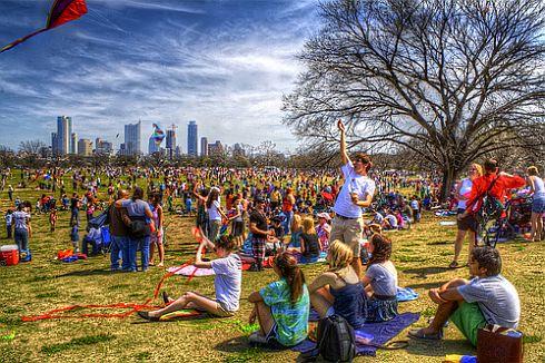 zilker-kite-festival texas