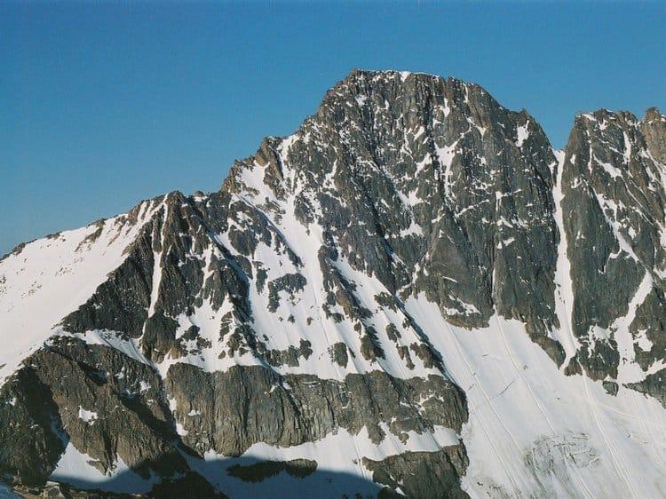 Granite peak Montana- Highest peak in Montana