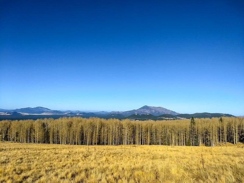 Humphreys Peak, Arizona