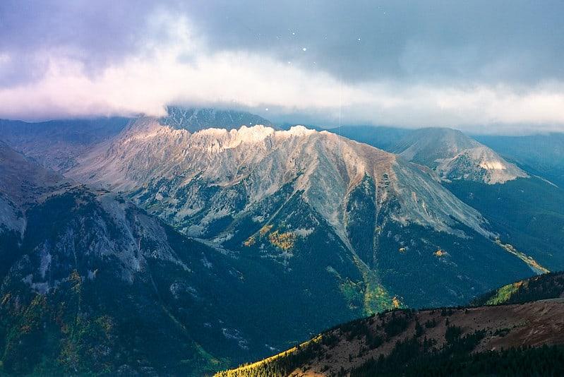 Mount Elbert, Colorado