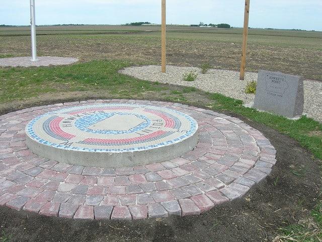 Hawkeye Point, Iowa-Highest Point