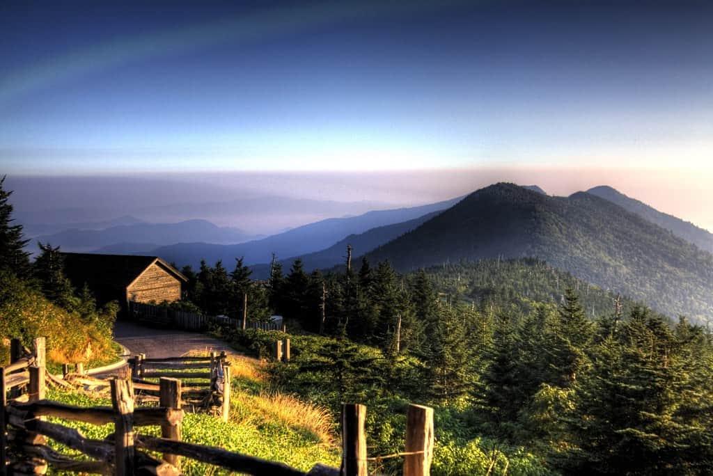 Mount Mitchell, North Carolina