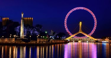 Worlds Largest ferris wheels china