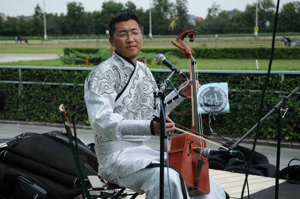 The smaller Naadam festivals are still great occassions