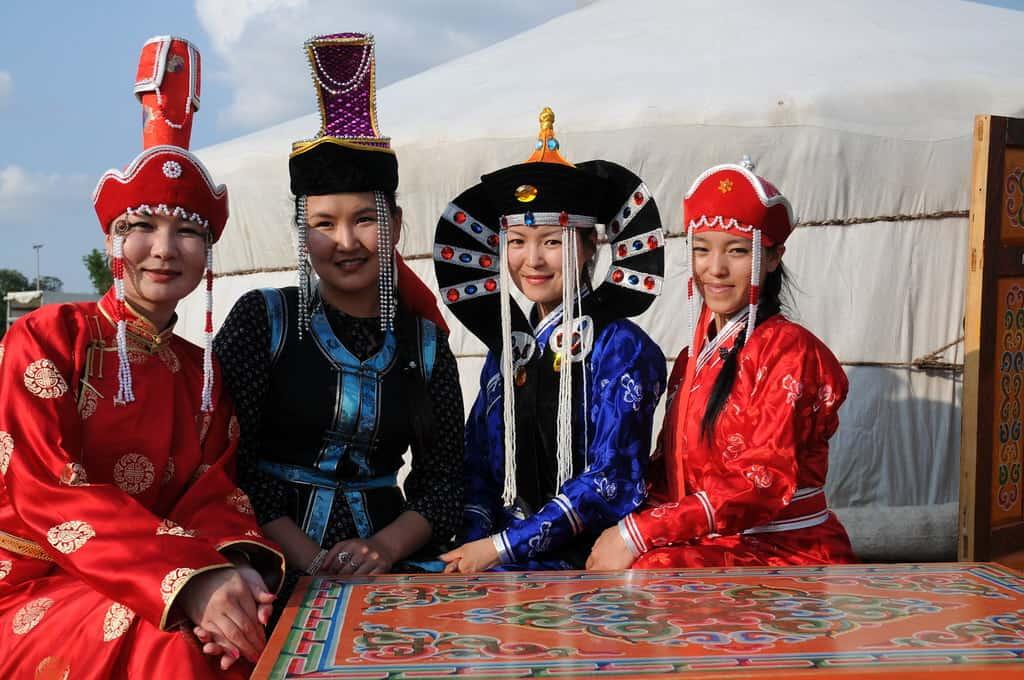 Naadam festival muran