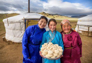 Homestay Mongolia Ger, yurt