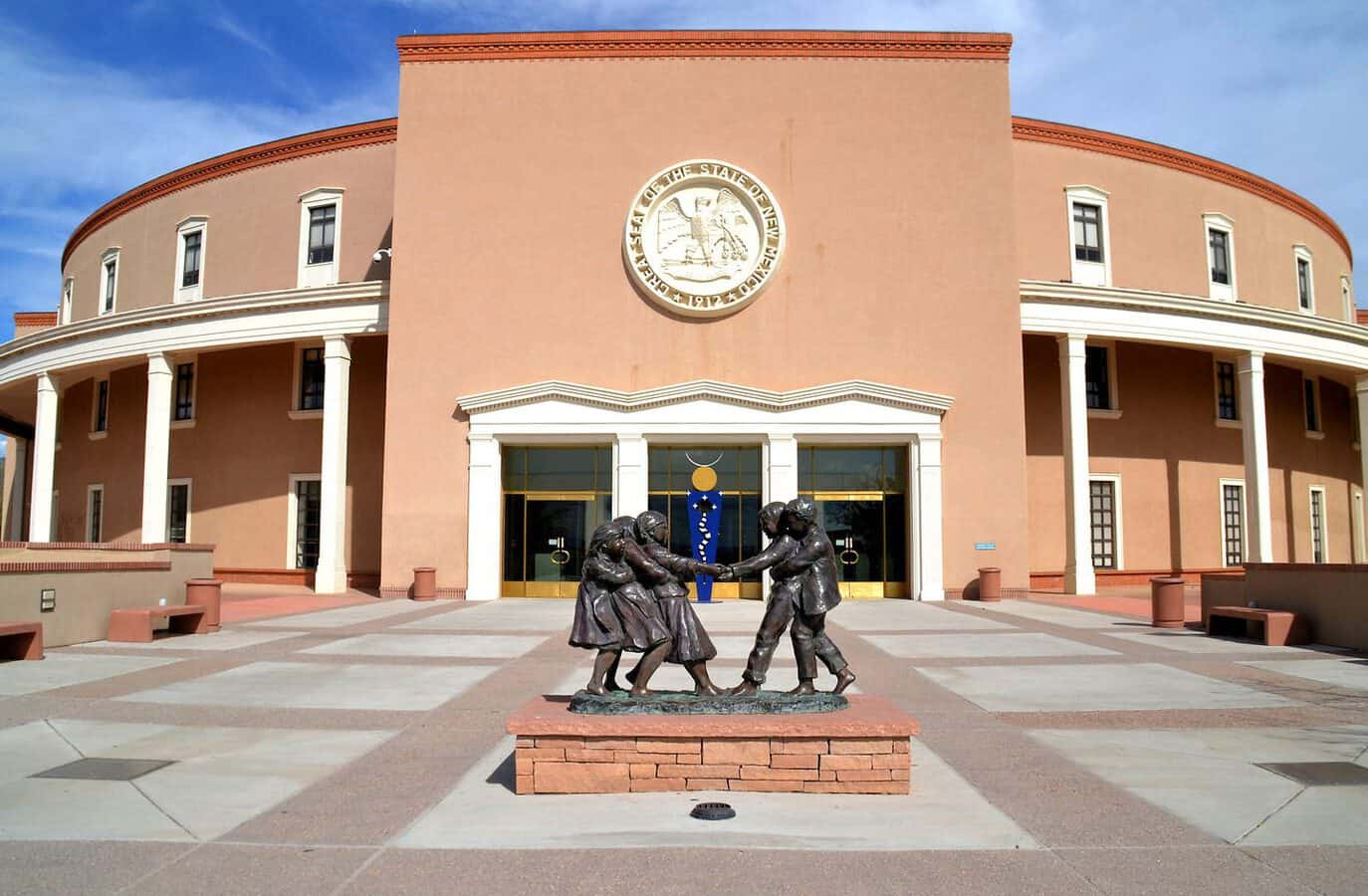 New Mexico State Capital - Highest State Capital in U.S.A