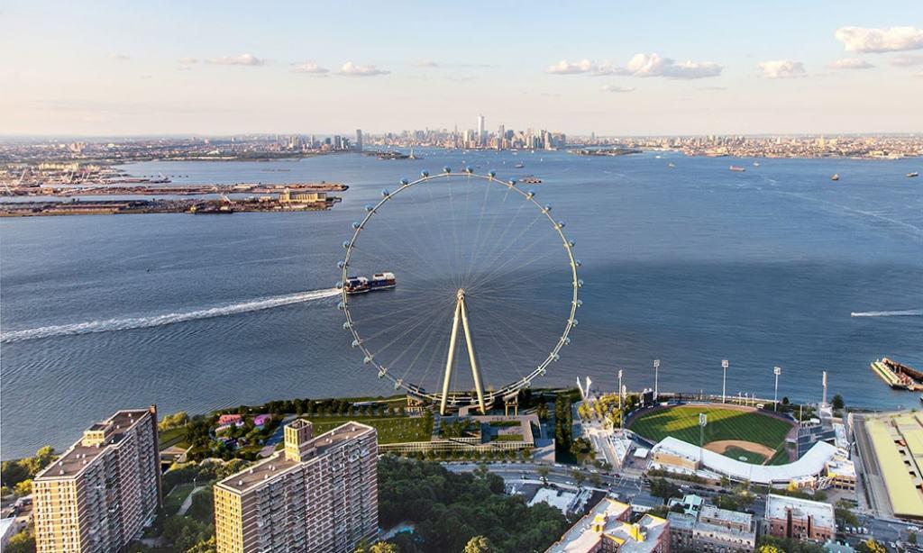 New York City Ferris Wheel