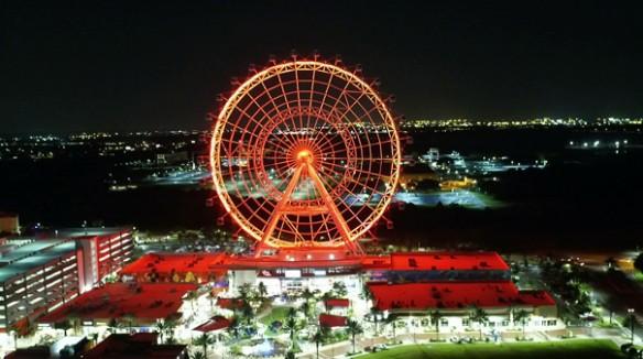 Orlando Eye (Coca Cola Eye) - Worlds Tallest Ferris Wheels