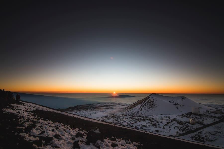 Mauna Kea, Volcano