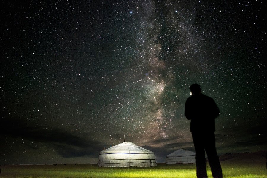 Ger, Yurt Mongolia