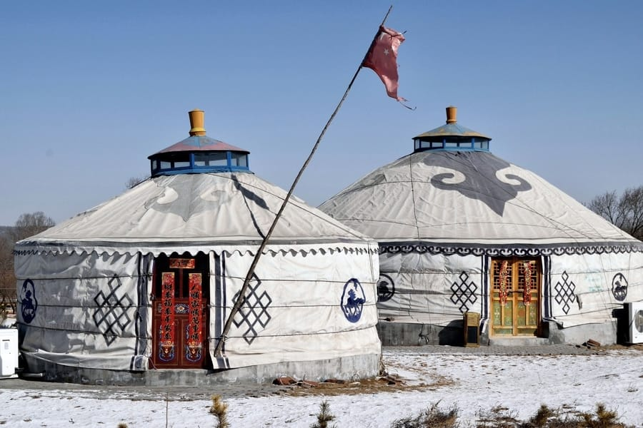 Mongolian Yurt or Ger