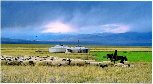 Mongolia Homestay GER
