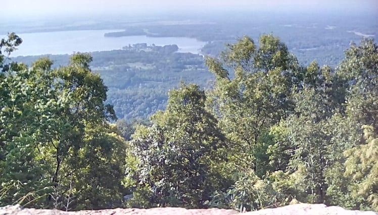 Driskill Mountain, Louisiana - Highest point in Louisiana