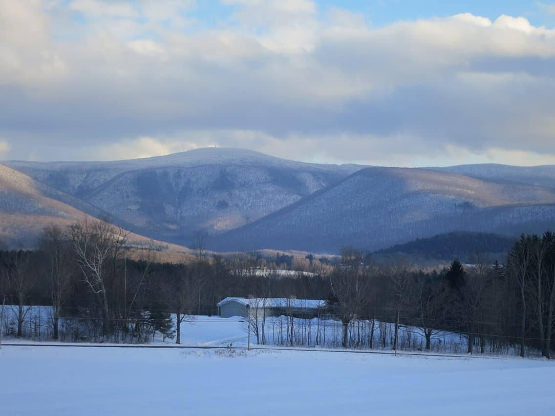 Mount Greylock, Massachusetts- Highest U.S peaks