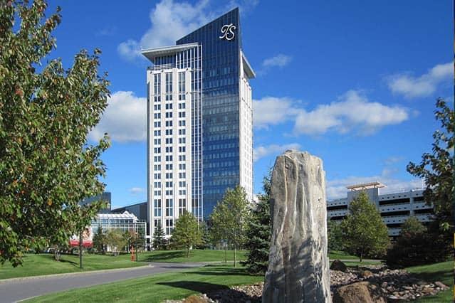 Turning Stone Resort and Casino, New York.