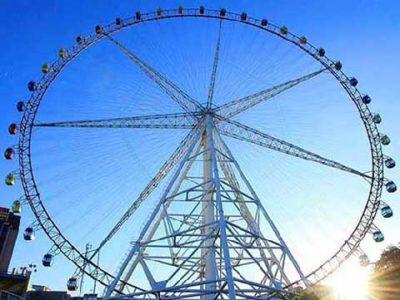 zhengzhou ferris wheel China
