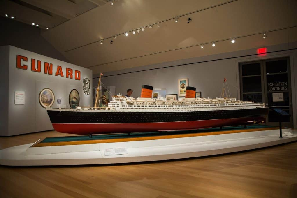 Peabody Maritime Museum