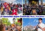 Aspen-Festivals