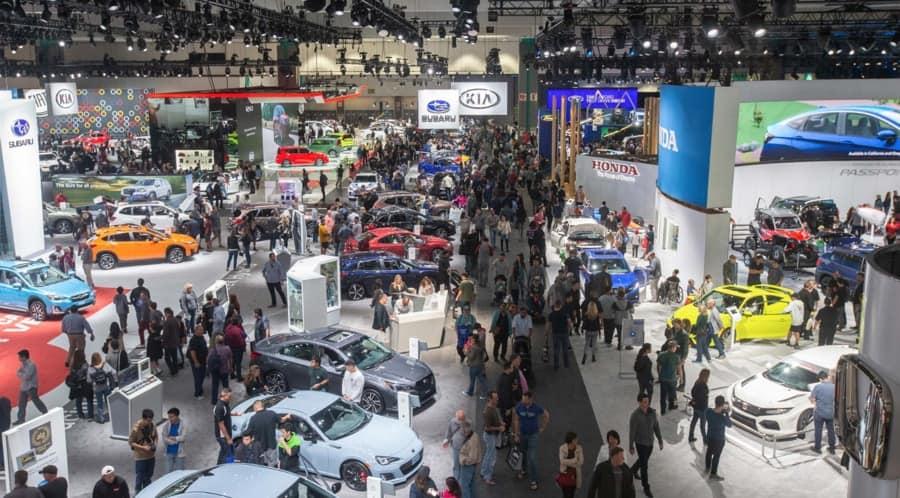 Auto show- Car show, Las vegas