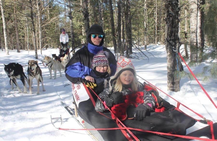 Dog-Sledding-Michigan-Natures-Kennel