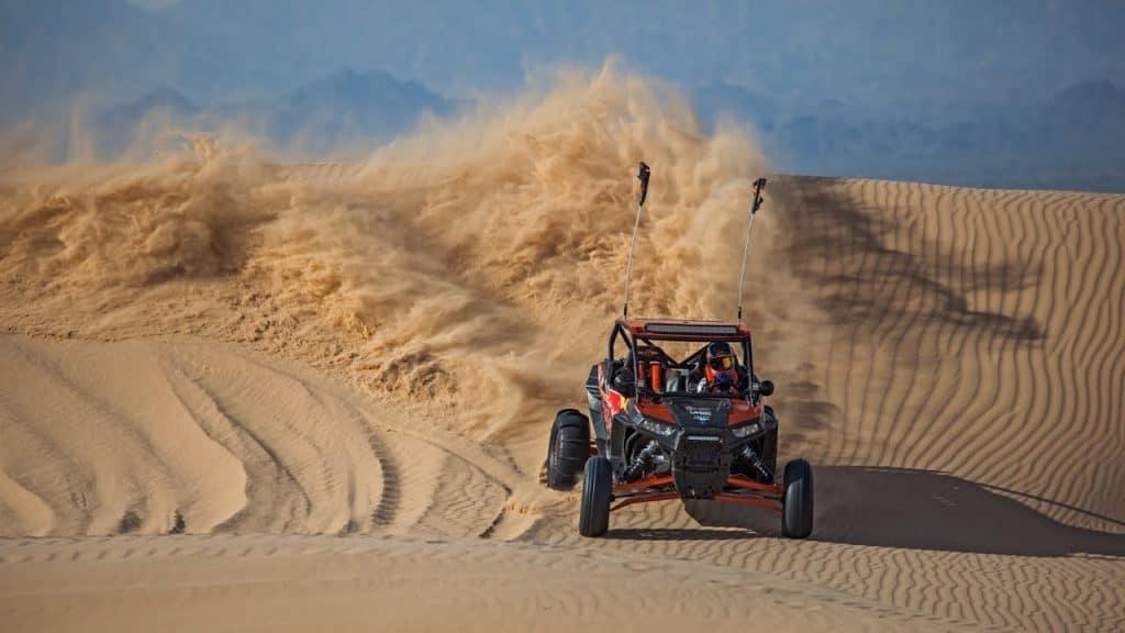 Glamis Dunes- California