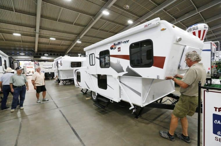 RV Auto Show - Green Country