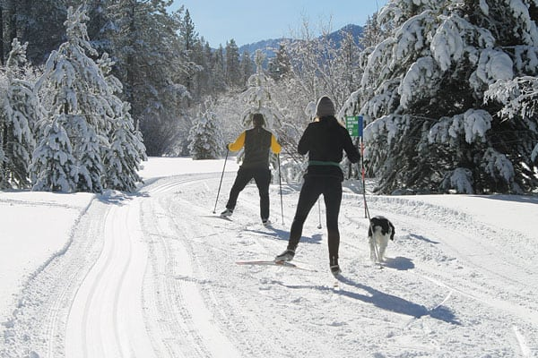 Kirkwood-California-Cross-Country-Skiing