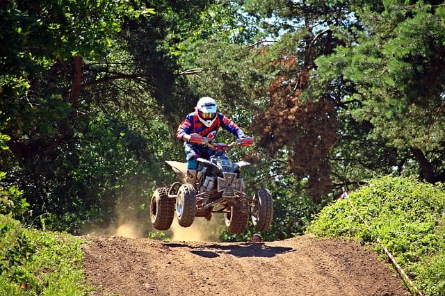 Little O ATV Trail - Michigan