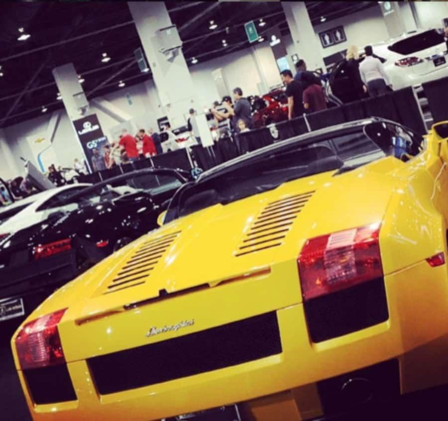 Los-Angeles-car-show
