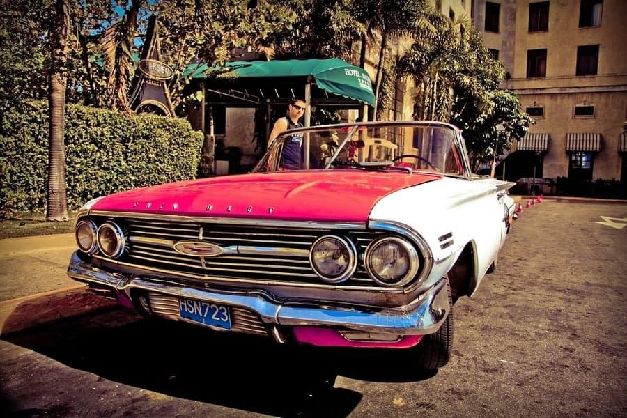 Miami-Vintagecarshow
