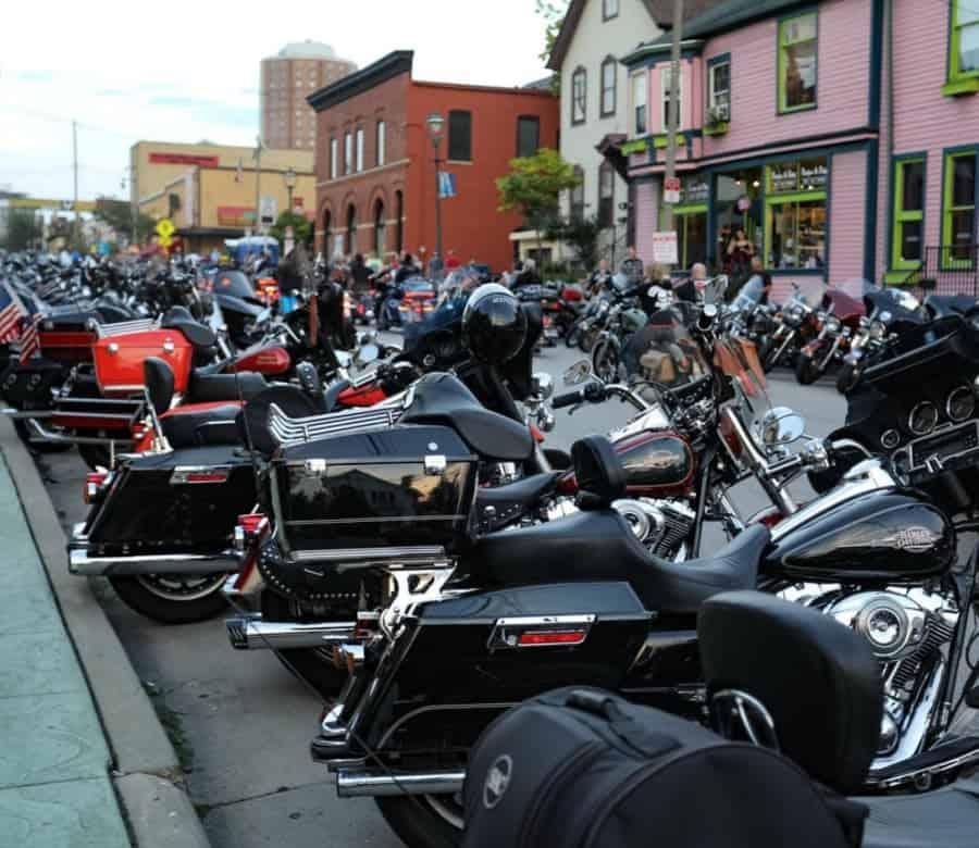 Milwaukee Bike show