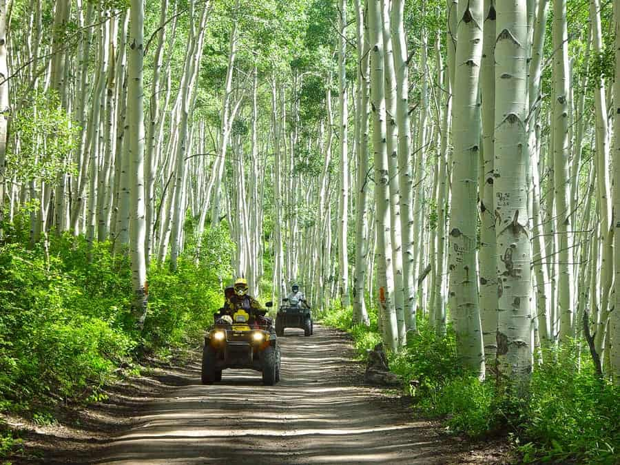 Paiute ATV Trails - Utah