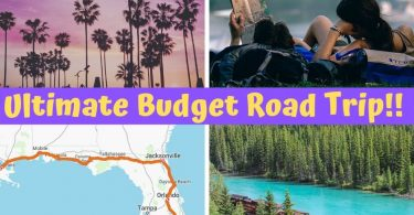 Ultimate Budget Road Trip - USA Bus/Train