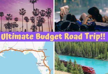 Ultimate Budget Road Trip - USA Bus/Train