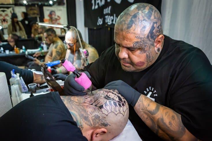 Villain Tattoo Expo/Convention :