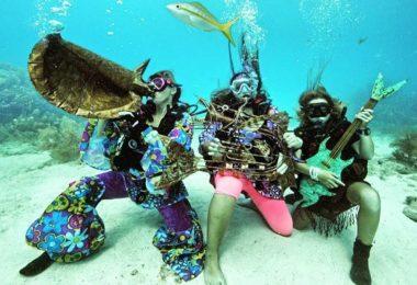 Florida Keys Underwater Music Festival