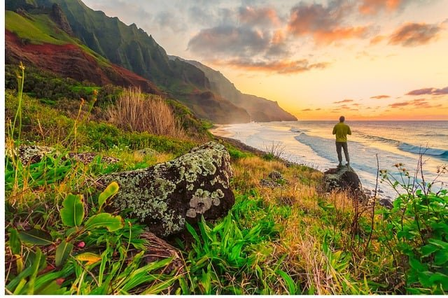 Camping in Hawaii is a real bucket list experience!