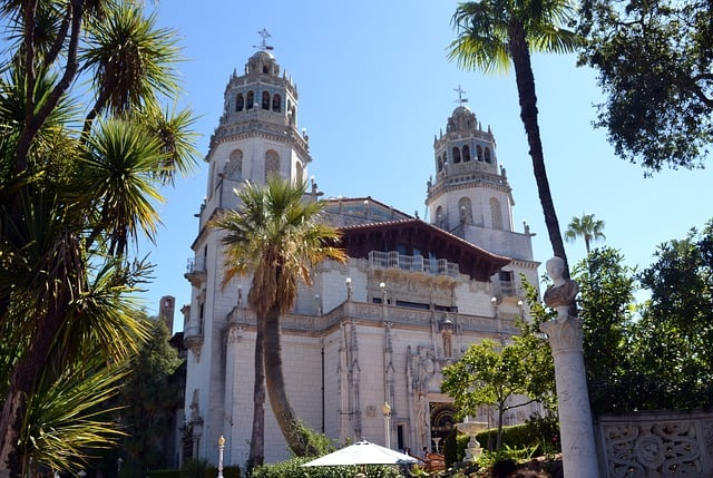 hearst-castle-California-Best State Parks