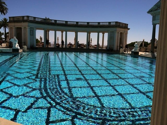 hearst-castle-pool