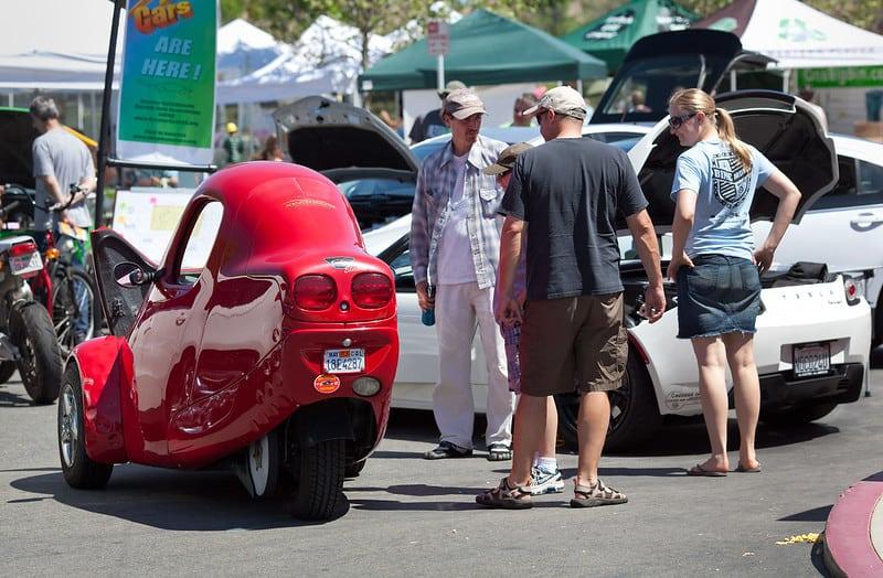 Little Car show USA