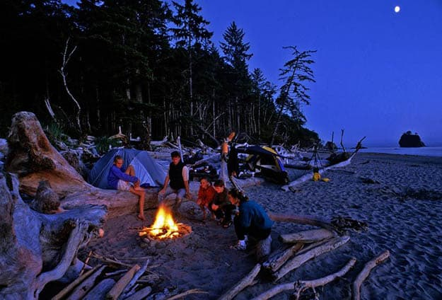 olympic-national-park-campgrounds