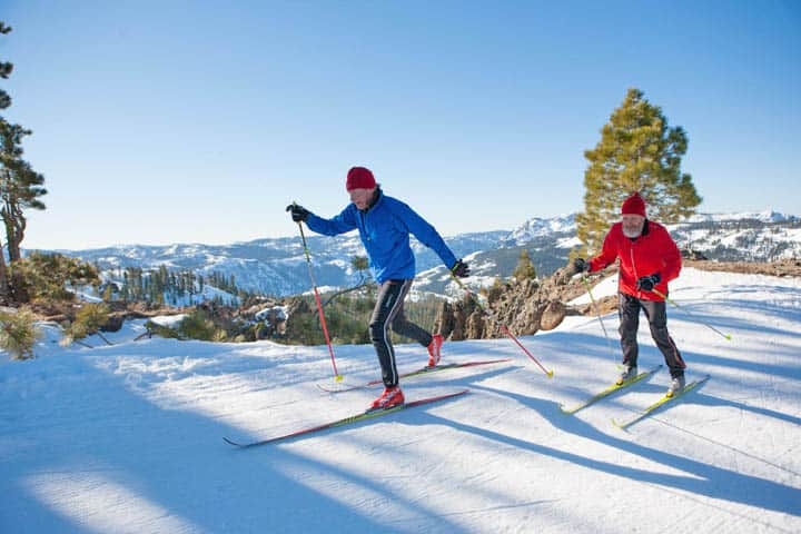 Royal Gorge-Sugar Bowl-Cross-Country-Skiing