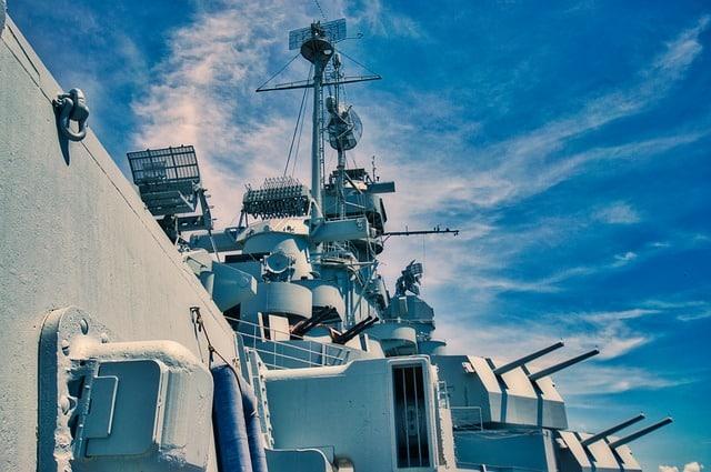 Naval-Warship-USA