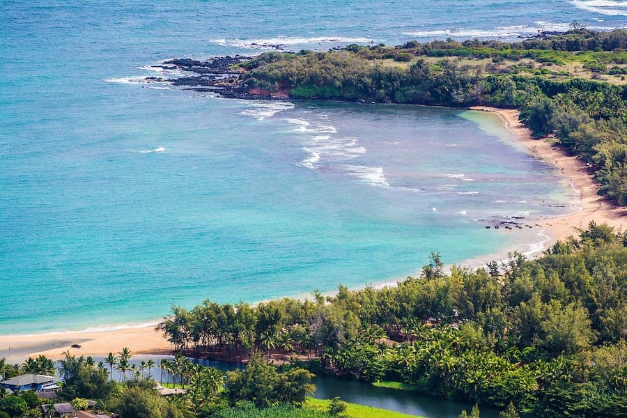 Anahola-Beach Park-Kauai