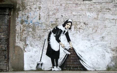 Banksy Prague