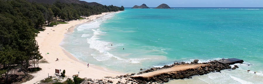 Bellows Field Beach Park, Oahu