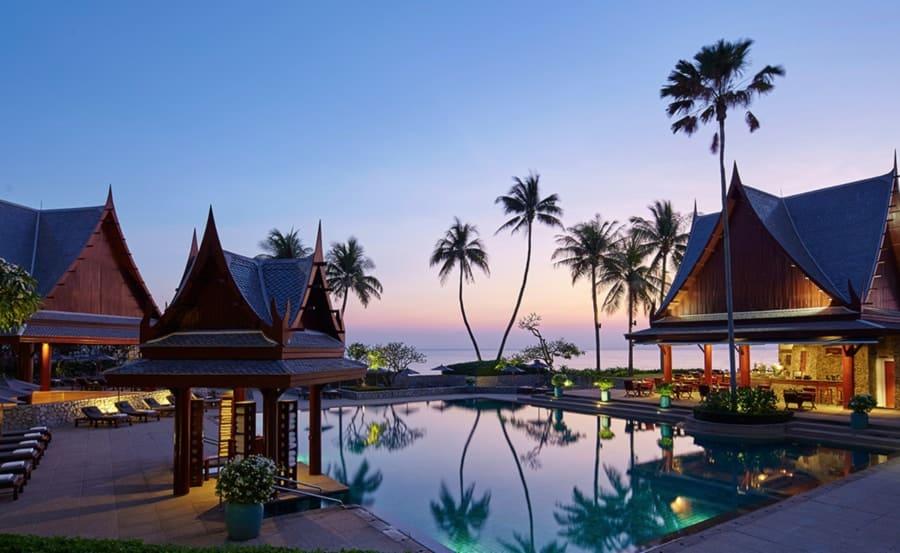 Chiva Som Wellness Resort, Thailand